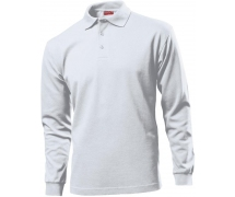 Polo Hanes long sleeve λευκό