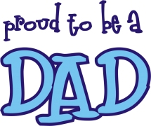 proud to be a dad