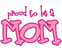 proud to be a mom
