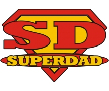 superdad badge