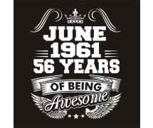 Years of being awesome